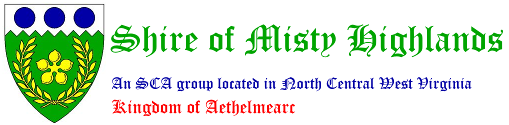 Shire of Misty Highlands